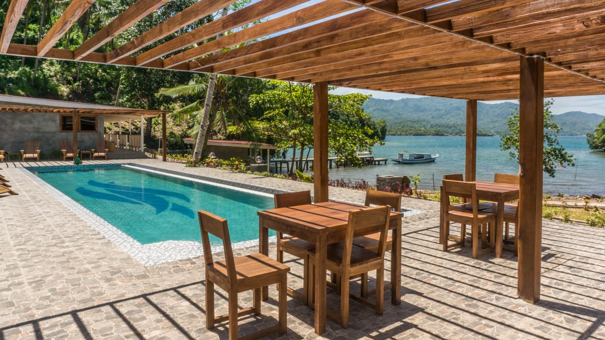 Thalassa Lembeh Swimming Pool