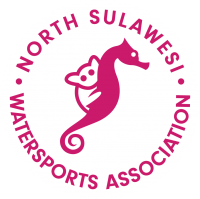 Logo of the North Sulawesi Watersports Association